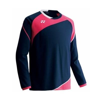 YONEX ヨネックス サッカー・フットサル UNIゲームシャツ 長袖 ユニセックス FW1005 ネイビーブルー