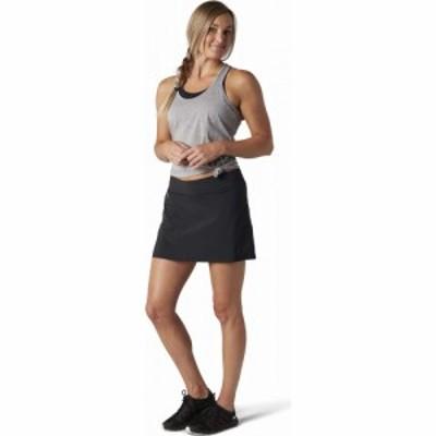スマートウール Smartwool レディース スカート Merino Sport Lined Skirt Black