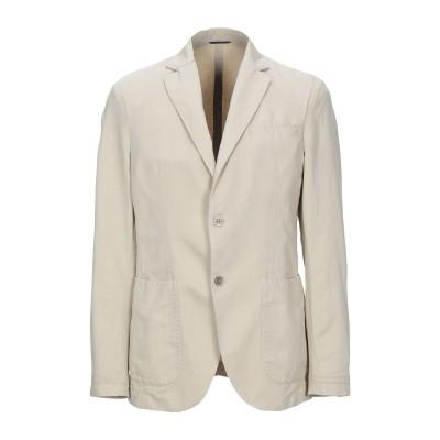 アティピコ AT.P.CO テーラードジャケット ベージュ 54 麻 51% / コットン 49% テーラードジャケット