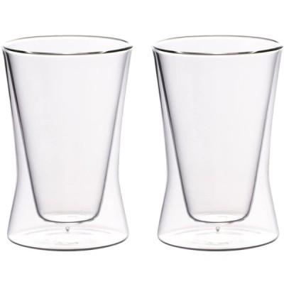 ウェルナーマイスター 耐熱 二重ガラス タンブラー ペアセット 800-542