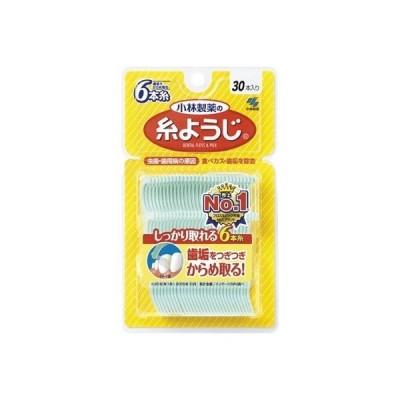 糸ようじ 30本入 小林製薬 フロス(デンタルフロス)【PT】