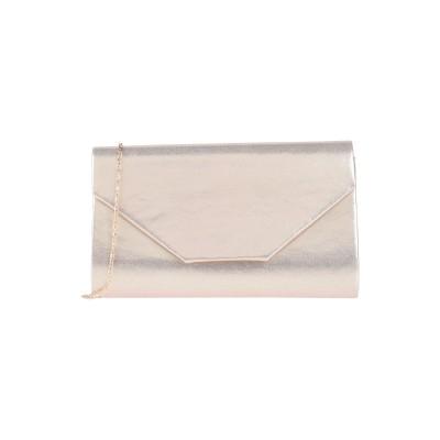 MAURY ハンドバッグ プラチナ ポリウレタン 100% ハンドバッグ