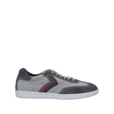 NERO GIARDINI スニーカー  メンズファッション  メンズシューズ、紳士靴  スニーカー グレー