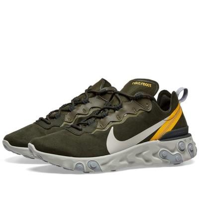 ナイキ/NIKE メンズ シューズ スニーカー Nike React Element 55 #CQ6366-300