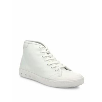 ラグ&ボーン メンズ スニーカー Mid-Top Leather Sneakers