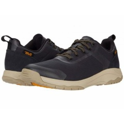 Teva テバ メンズ 男性用 シューズ 靴 ブーツ ハイキング トレッキング Gateway Low Black/Plaza Taupe【送料無料】