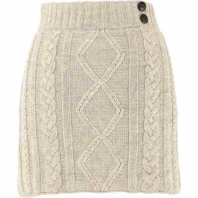 ランドロマット Laundromat レディース スカート Grace Skirt Oatmeal