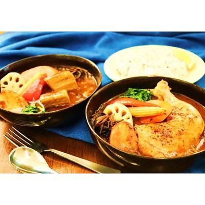 SOUP CURRY GARAKU スープカレー ガラク  【オンライン限定】GARAKUの本格冷凍スープカレー 2種セット