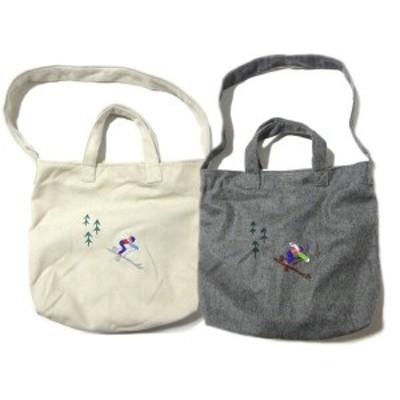sunny organ サニーオルガン skiyer 2way bag SC-241 【2014FW バッグ トート 鞄】【アジアン 雑貨 エスニック ファッション】 送料無料