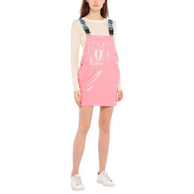 GAëLLE Paris ジャンパースカート ピンク 40 ポリエステル 60% / ポリウレタン 40% ジャンパースカート