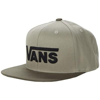 バンズ Drop V II Snapback メンズ 帽子 Grape Leaf/Vetiver