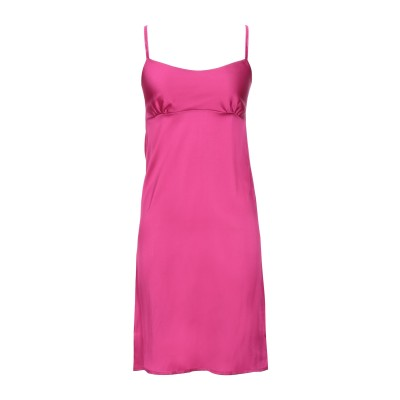 DIMORA ミニワンピース&ドレス ガーネット 42 ポリエステル 100% ミニワンピース&ドレス