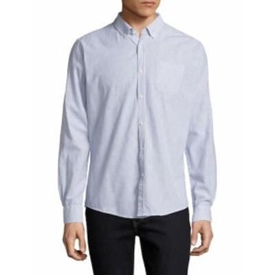 ウールリッチ ジョン リッチ & ブラザーズ Men Clothing Gingham Cotton Sportshirt