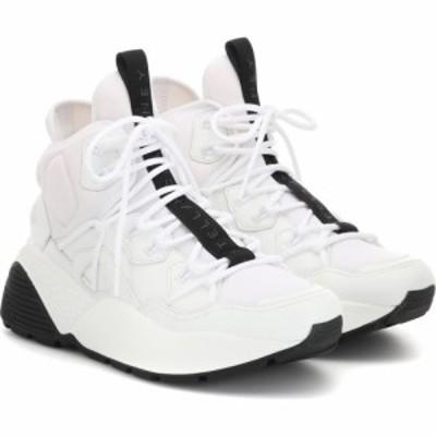 ステラ マッカートニー Stella McCartney レディース スニーカー シューズ・靴 eclypse sneakers Wht Wht Wht Wht Bl G