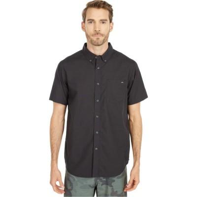 ビラボン Billabong メンズ トップス All Day Short Sleeve Woven Black