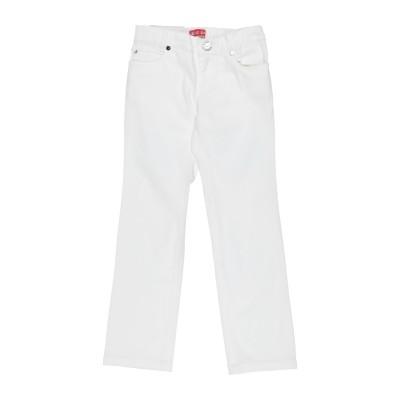 リュー ジョー LIU •JO パンツ ホワイト 6 コットン 97% / ポリウレタン 3% パンツ