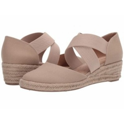 LifeStride ライフストライド レディース 女性用 シューズ 靴 ヒール Keaton Taupe Solid【送料無料】