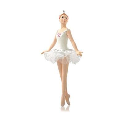 Hallmark QGO1373 Graceful Ballerina 2014 Hallmark Keepsake Ornament