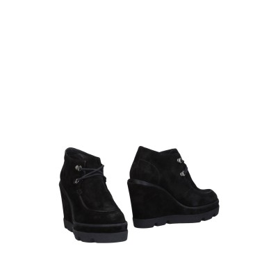 JANET SPORT ショートブーツ ブラック 39 革 ショートブーツ