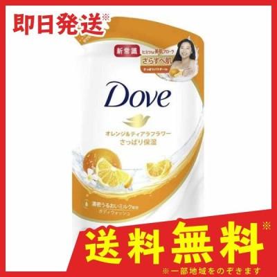 Dove(ダヴ) ボディウォッシュ オレンジ & ティアラフラワー 360g (詰め替え用)