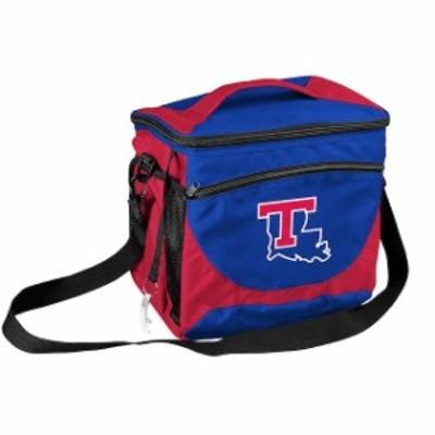Logo Inc. ロゴ スポーツ用品  Louisiana Tech Bulldogs 24-Can Cooler