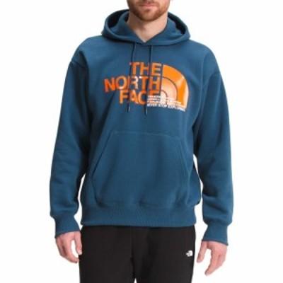 ザ ノースフェイス The North Face メンズ スキー・スノーボード パーカー トップス Coordinates Pullover Hoodie Monterey Blue