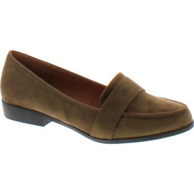 レディース 靴 ヒール パンプス Static Footwear Harry-1 Women's Slip On Block Heel Loafers