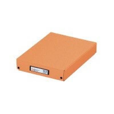 リヒトラブ (G8300-4) デスクトレー(カラー) 265×340×65mm 橙☆