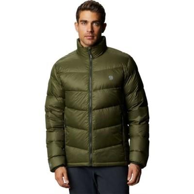 マウンテンハードウェア Mountain Hardwear メンズ ダウン・中綿ジャケット アウター Mt. Eyak Down Jacket Dark Army