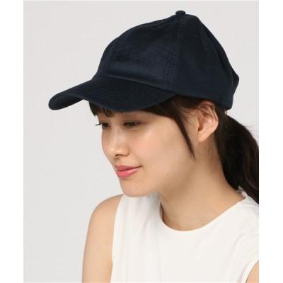 atmos / FABOS / BUMPY COTTON BB CAP WOMEN 帽子 > キャップ