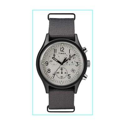 Timex Mens Chronograph Quartz Watch with Nylon Strap TW2T10900