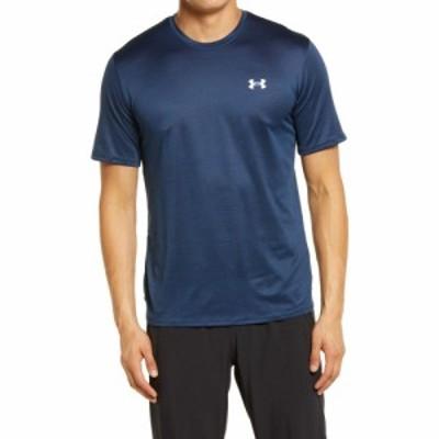アンダーアーマー UNDER ARMOUR メンズ フィットネス・トレーニング Tシャツ トップス Training Vent 2.0 Performance T-Shirt Academy/W
