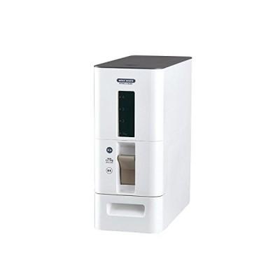 S計量米びつ6kg型   ライスストッカー 米櫃 ライスボックス こめびつ キッチン収納 保存容器(C022)