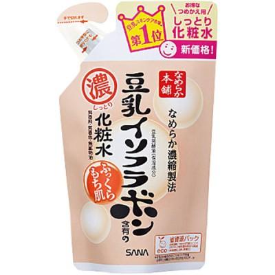 常盤薬品工業 サナ なめらか本舗 しっとり化粧水NA(つめかえ用)