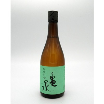 日本酒 亀泉 特別純米 720ml 火入れ 亀泉酒造 高知県 家飲み おうち お取り寄せ商品