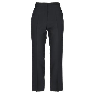 ステラ マッカートニー STELLA McCARTNEY パンツ ブラック 42 ウール 65% / レーヨン 35% パンツ