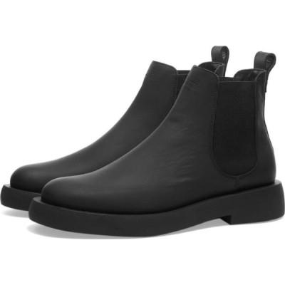 クラークス Clarks Originals メンズ ブーツ シューズ・靴 milano chelsea Black Leather