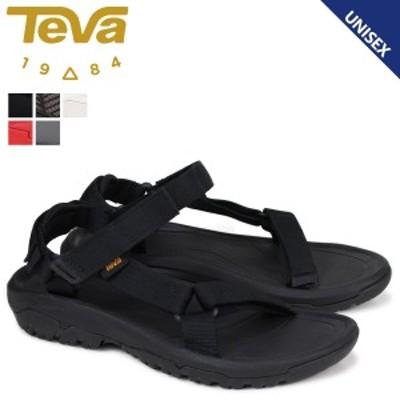 Teva テバ サンダル ハリケーン XLT 2 レディース メンズ HURRICANE ブラック ホワイト グレー 黒 白