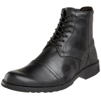"""ティンバーランド メンズ ブーツ Timberland Men's City 6"""" Side-Zip Boot"""