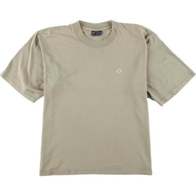 チャンピオン Champion ワンポイントロゴTシャツ M /eaa051313