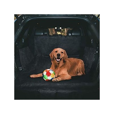 KingCamp SUV Cargo Liner for Dogs, Waterproof Non Slip Pet Cargo Cover Dura好評販売中