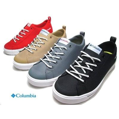コロンビア Columbia YU0317 ホーソンレイン2ロウ ウォータープルーフ スニーカー メンズ レディース 靴