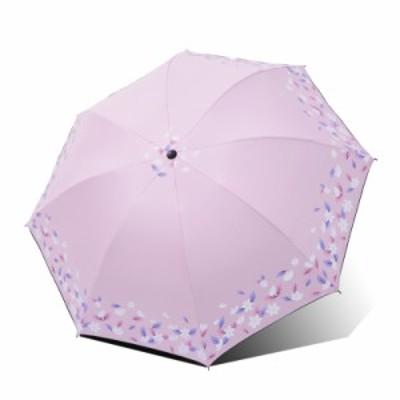 日傘 折りたたみ 日傘 遮光 UV 傘   レディース 晴雨兼用傘 紫外線 対策 遮熱 軽量 丈夫 傘 遮光効果