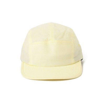 BEAMS MEN / SOFT CREAM × BEAMS / 別注 シャンブレー 5パネル キャップ MEN 帽子 > キャップ