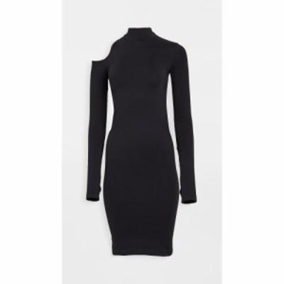 ヘルムート ラング Helmut Lang レディース ワンピース ワンピース・ドレス Back Cutout Dress Black