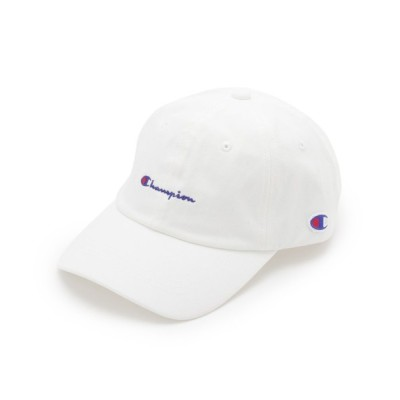 OZOC / Champion ロゴ刺しゅうキャップ WOMEN 帽子 > キャップ