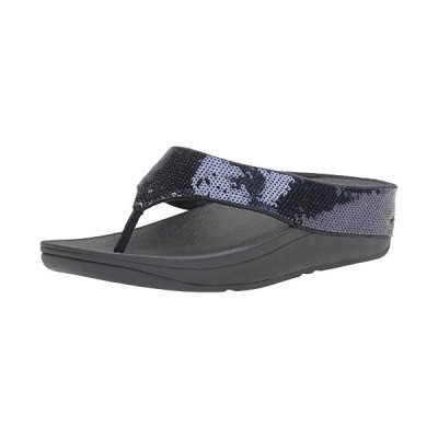 [フィットフロップ] Womens Ringer ? Superlight Sequin Flip Flop US サイズ: 5 M (B)