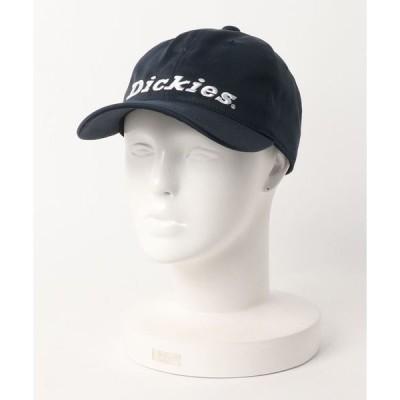 帽子 キャップ 【DICKIES】ツイル ローキャップ