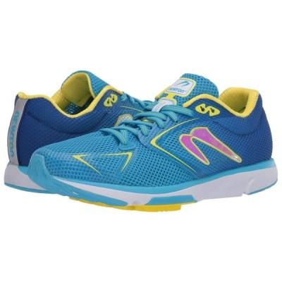 ニュートンランニング Newton Running レディース ランニング・ウォーキング シューズ・靴 Distance 9 Laguna/Yellow