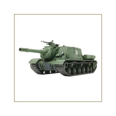 Tamiya Models JSU-152 Russian Heavy Self-Propelled Gun【並行輸入品】